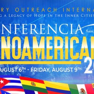 Latin American Conference WEB Slide