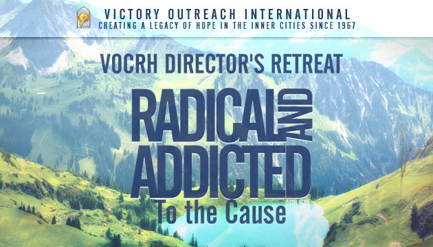 VOCRH DIRECTORS RETREAT