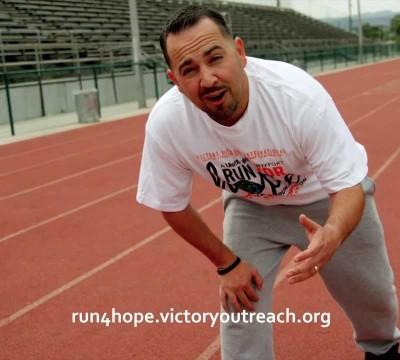 Run 4 Hope - Ezra's Testimony