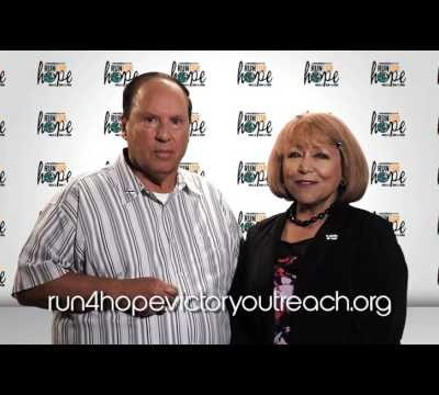 Run4Hope, Sonny and Julie Announcements
