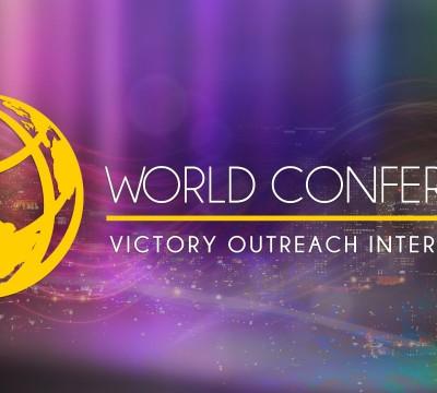 Alcance Victoria Internacional. Conferencia Mundial 2014. Saludo de Sonny y Julie Arguinzoni.