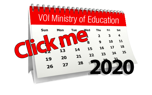 2020 Calendar New