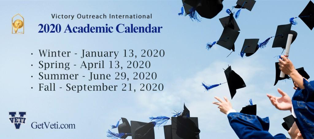 2020 MOE Calendar