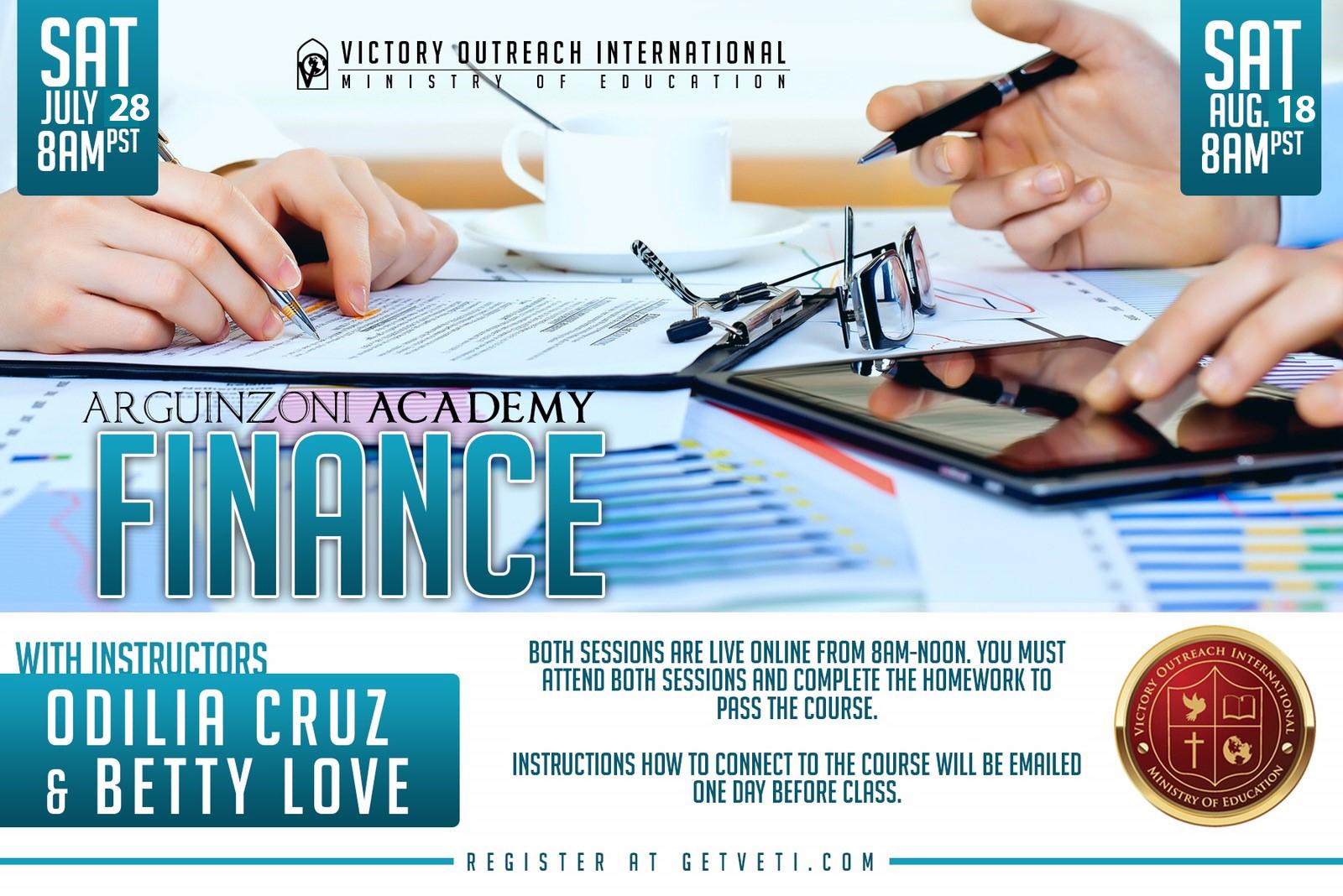 AA Finance