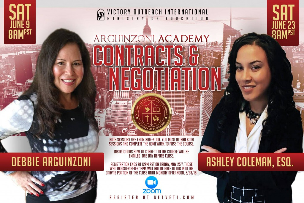 Academy: Contracts & Ngotiation