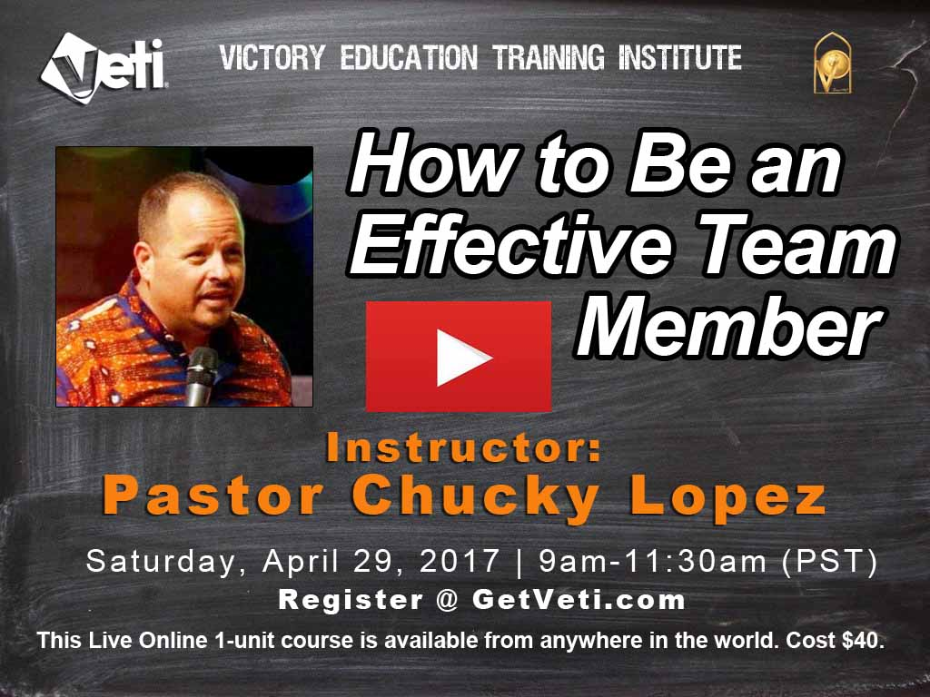 How to Be an Effective Team Member