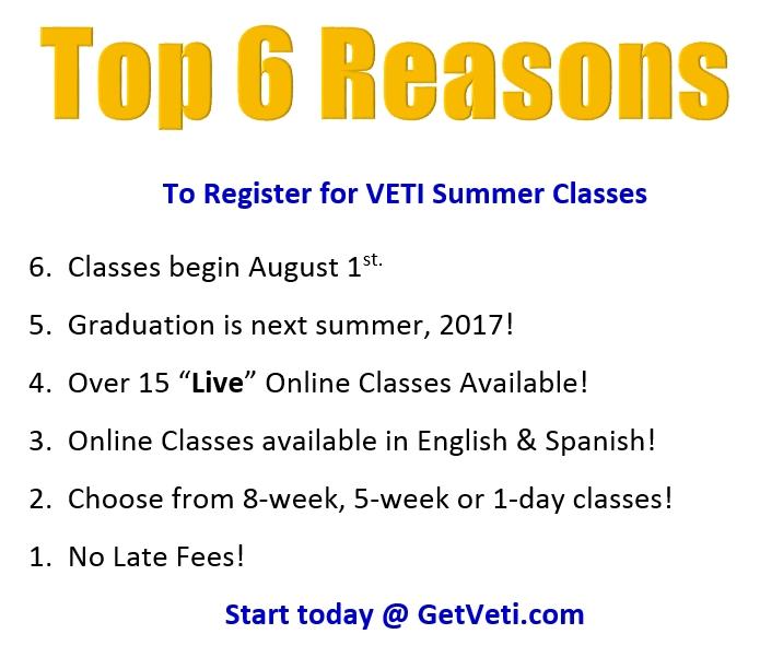 Top 6 Reasons 4 Veti