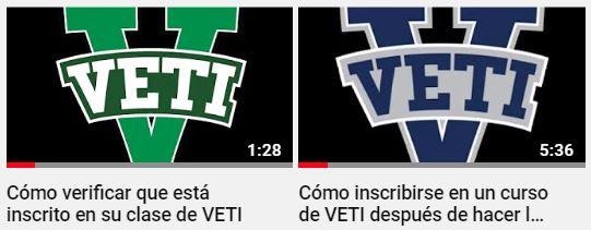 VETI YouTube Spanish