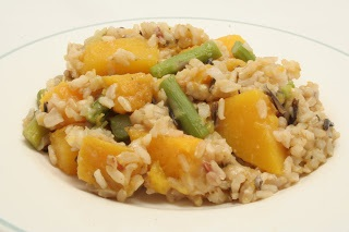 baked-rice-with-butternut-squash-and-asparagus