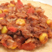 black-bean-chili-bake