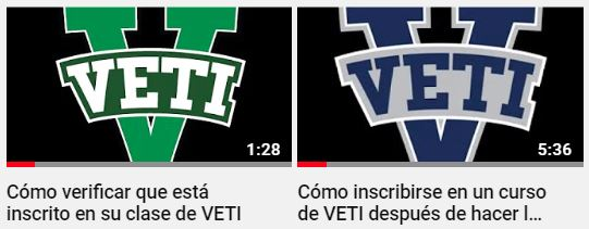 VETI YouTube Spanish